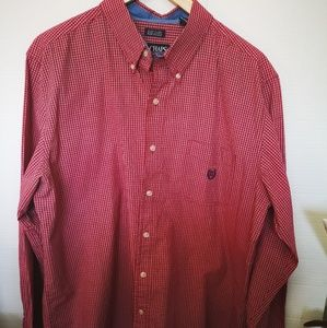 CHAPS Easy Care XL Long Sleeved Shirt